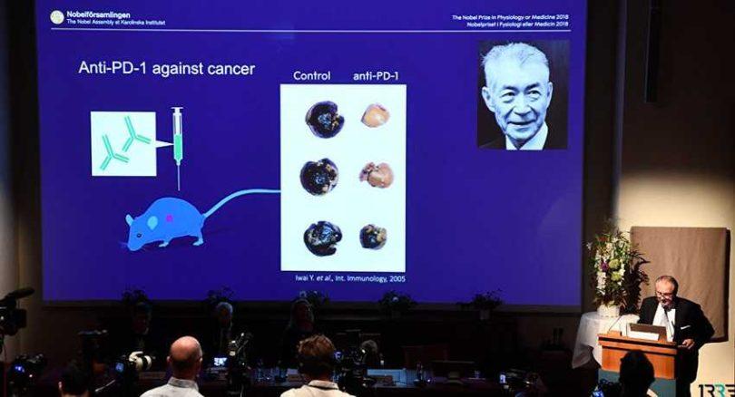 Нобелевская премия за победу над раком