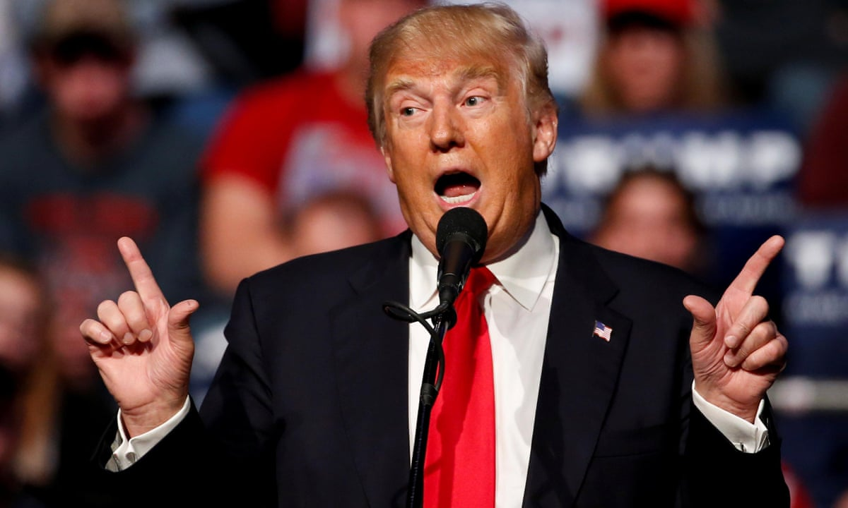 Трамп президент США