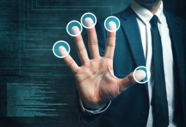 Биометрическая система в банках