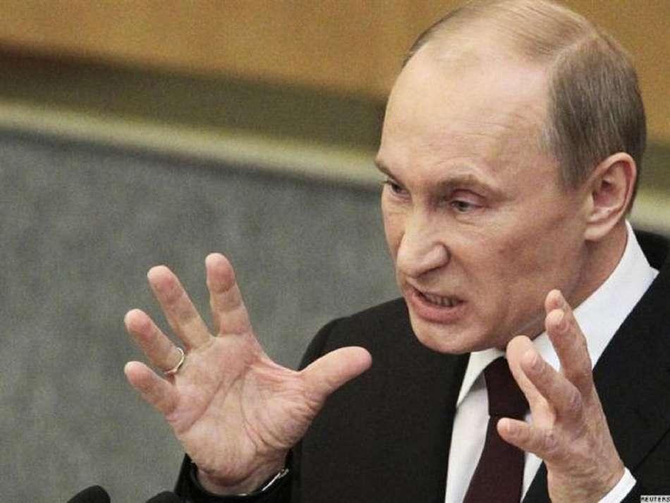 Путина заставили пройти через металлоискатель в Сингапуре