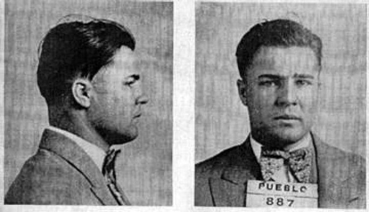Красавчик Флойд герой или преступник