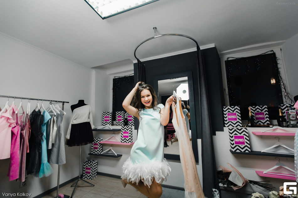 Как я открыла магазин одежды