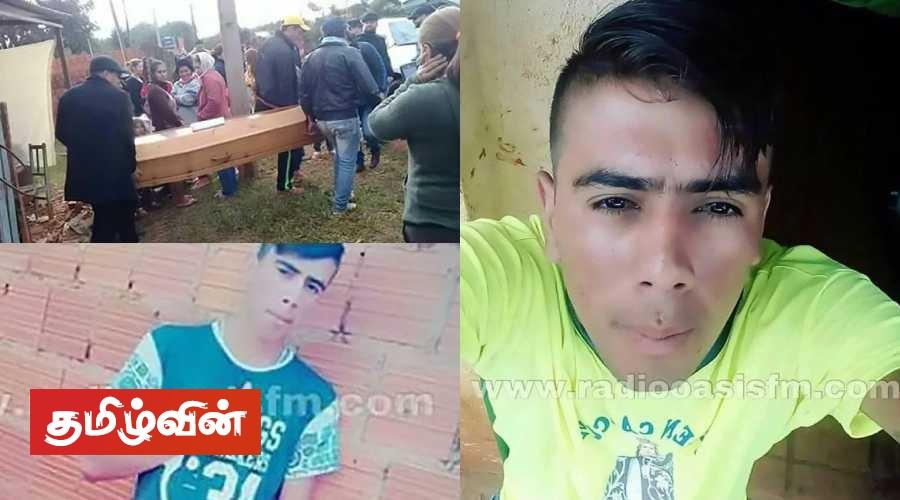 мужчина попал на собственные похороны