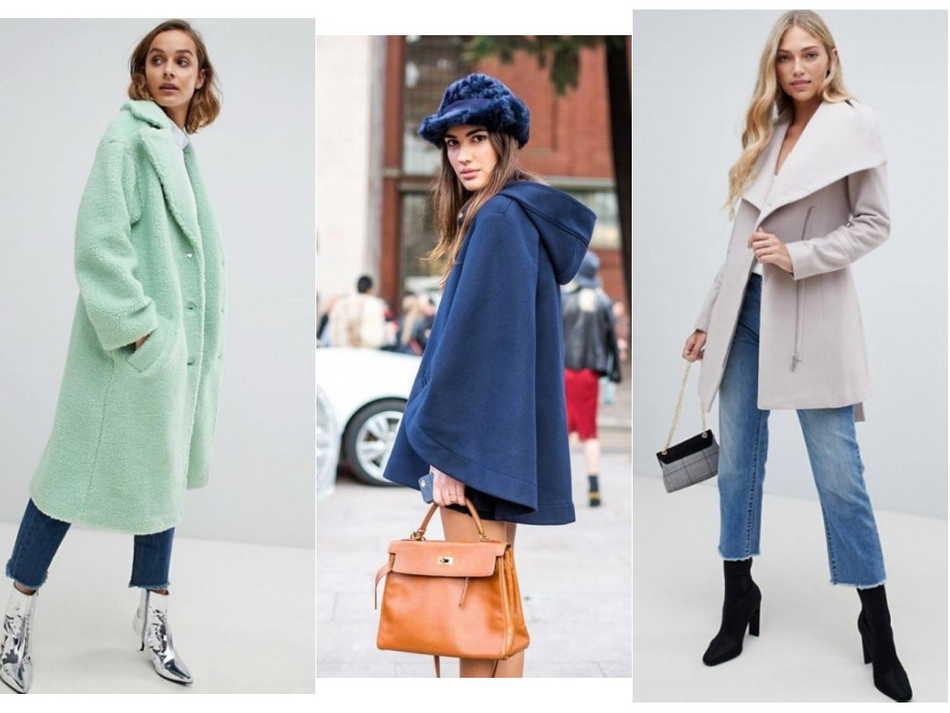 Как выбрать идеальное пальто на осень