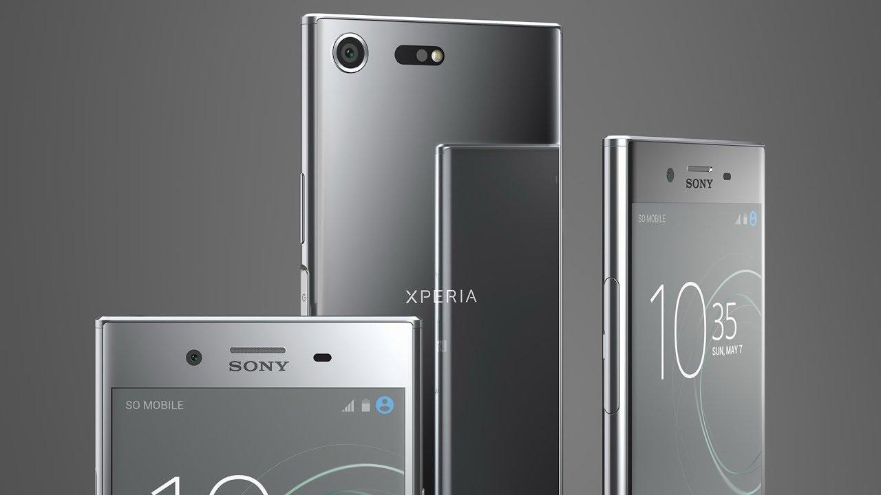 Лучшие смартфоны 2019 Sony Xperia XZ Premium