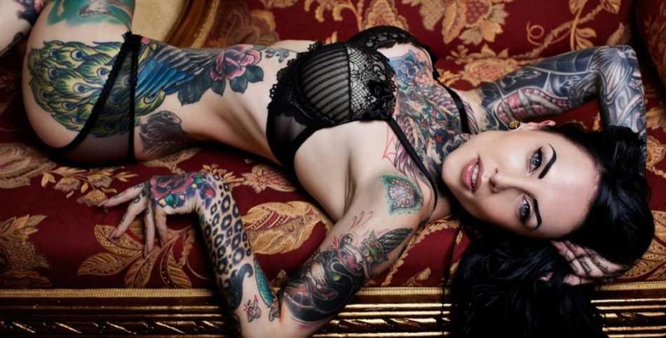 татуировка которая лучше