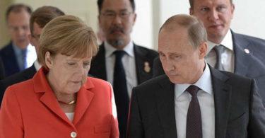 Германия решила наказать Россию за инцидент в Керченском проливе