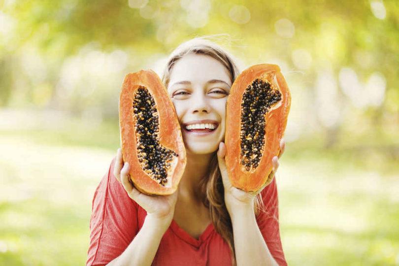 Уникальная папайя для кожи и волос