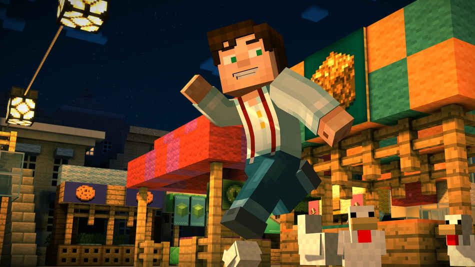 Лучшая онлайн игра Minecraft