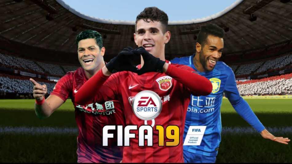 Лучшая онлайн игра FIFA 19