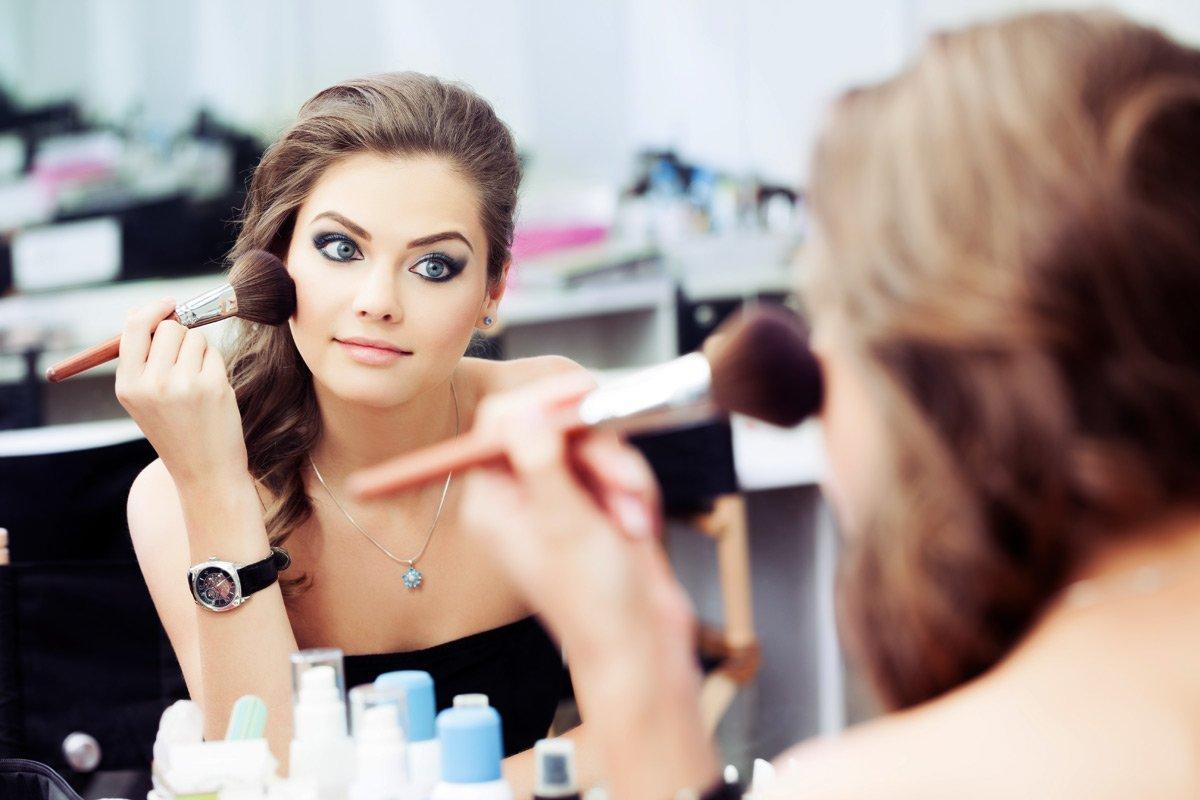 макияж картинки с уроками ранеепо сети