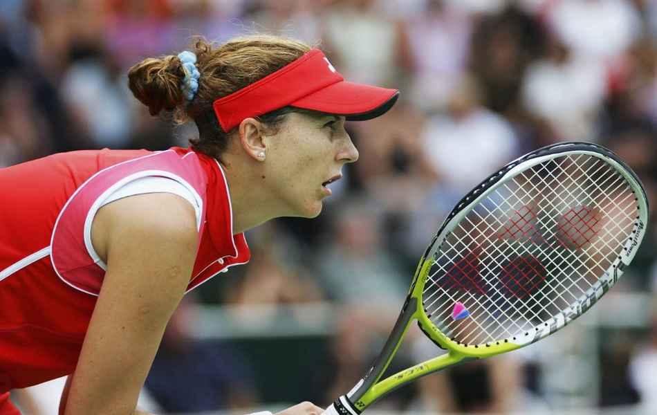 Возвращение в спорт Моника Селеш. Теннис
