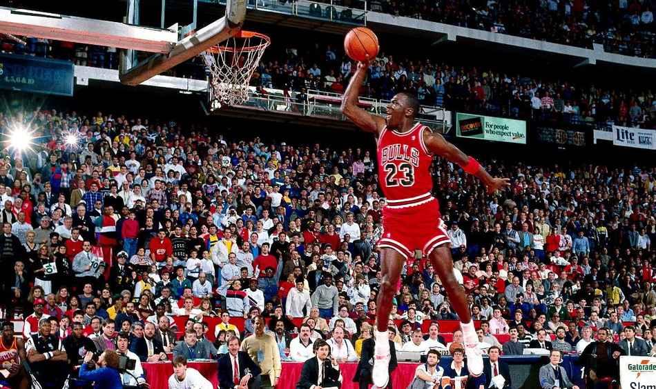 Майкл Джордан Баскетбол