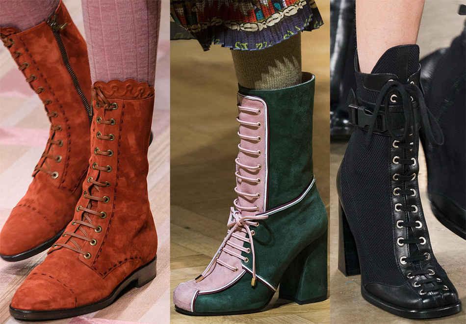 Модная женская обувь 2019