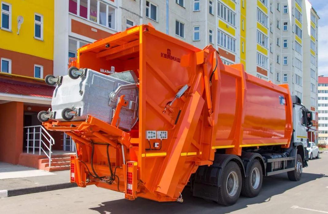 цена на вывоз мусора увеличится в 3 раза