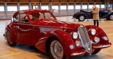 ТОП-10 самых дорогих автомобилей, проданных на аукционах в январе - марте 2019