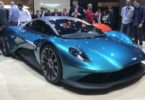 ТОП 10 суперкаров Женевского автосалона Aston Martin Vanquish Vision Concept