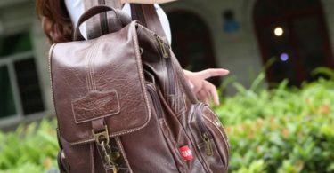 Зачем женщине рюкзак