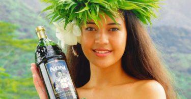 Сок Нони – природный источник здоровья и энергии