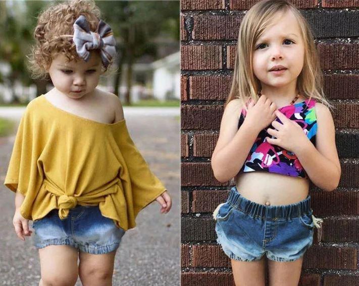 Как выбрать шорты для малыша