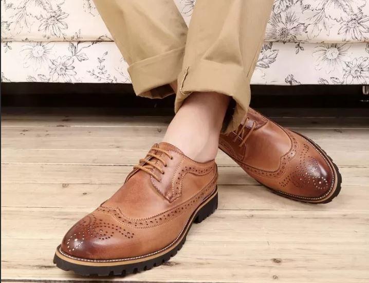 Мужская обувь оксфорды