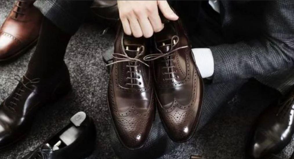 как выбрать обувь для мужчины