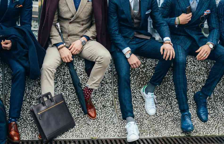 как выбрать мужскую обувь