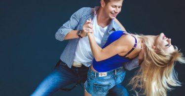 танцевальный хастл шаг