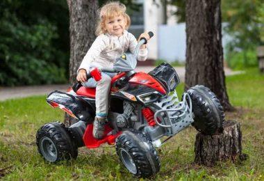 Лучшие квадроциклы для детей