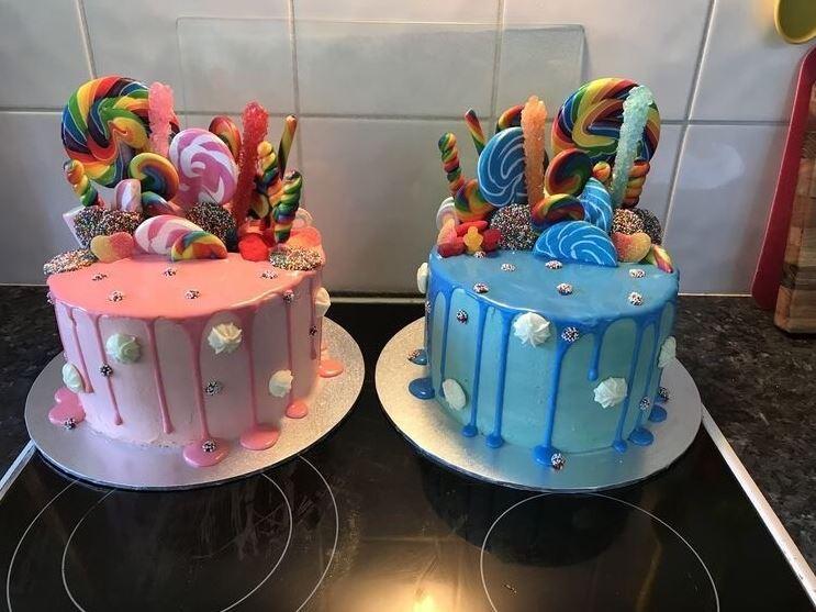 авторский кондитерский торт
