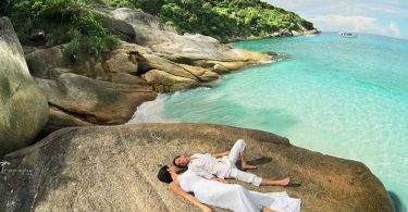 Морские острова для туризма: Симилан