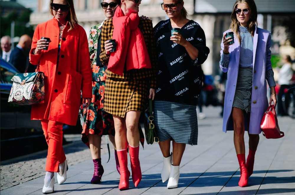 уличный стиль одежды бренд