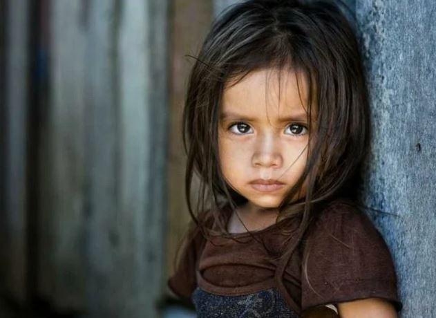 рассказ про бездомную девочку