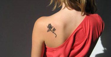 Как свести маленькую татуировку при помощи лазера