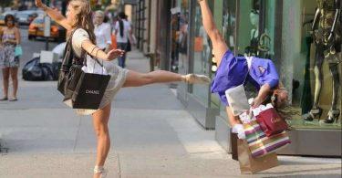шопинг по магазинам