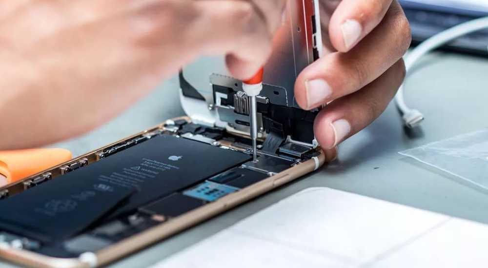 Качественный ремонт iPhone в Туле