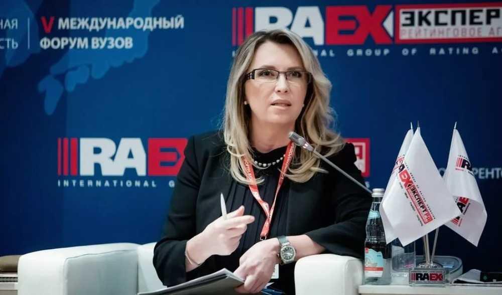 Ректор нового поколения: Черникова Алевтина Анатольевна