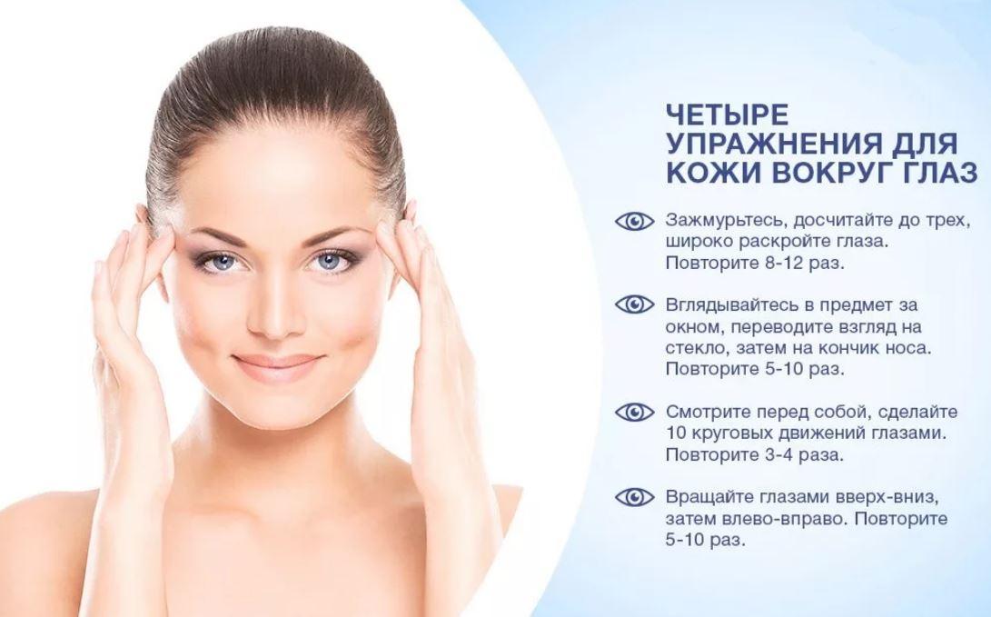 Типы натуральных средств ухода за кожей лица