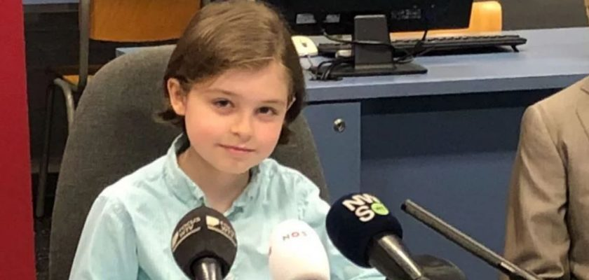 Почему 9-летний вундеркинд Лоран Симонс бросил университет