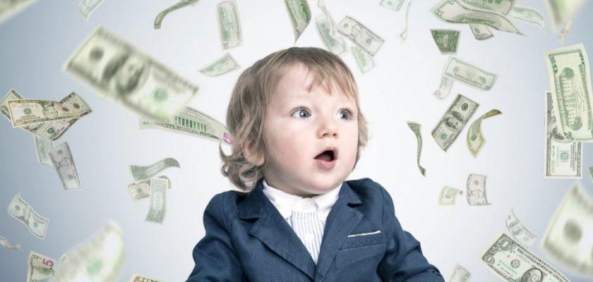 как мальчик кредит в банке брал