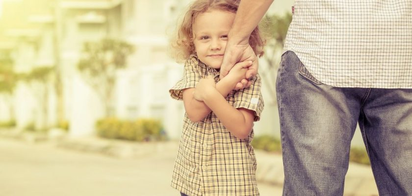 Как доказать что с отцом ребенку будет лучше