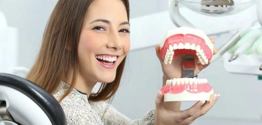 Срочное протезирование зубов